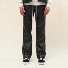 [SLEAZY CORNER] OVERFIT LEATHER PANTS