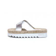 [1997 PITT STREET]X band slipper(silver)