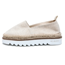 [1997 PITT STREET]leatherline slip-on(ivory)