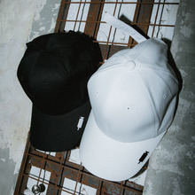 [Double adrenaline syndrome] Signature buckle ballcap