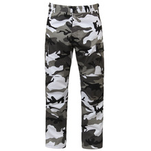 [Rothco] Color Camo Tactical BDU Pant - City Camo