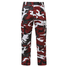 [Rothco] Color Camo Tactical BDU Pant - Red Camo