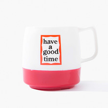 [Have a good time] Dinex Mug Cup - Red