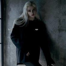 [EINEN]Fix Logo Conquer Long Sleeve Black