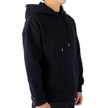 [EINEN]Peerless Double Side Zip Hoodie Sweatshirts Napping Navy