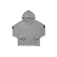 [WANTON] vol.1 V hoody gray