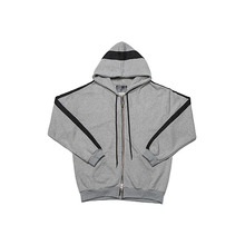 [WANTON] vol.1 zip-up hoody gray