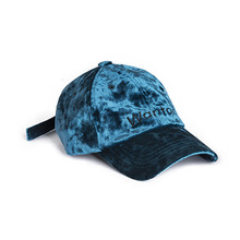 [WANTON] vol.1 velvet ballcap bluegreen