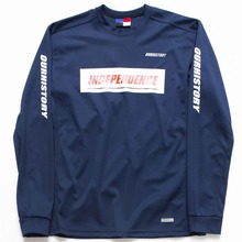 [OURHISTORY]IDPD Soccer Jersey_Navy