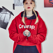 [CRUMP] crump chaos hoodie(CT0058-2) - 3color