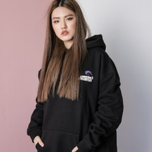 [Do'LM] Lighthouse Hoodie - BLACK
