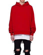 [RCNP] Oversized Hoodie(Red)