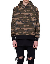 [RCNP] Camouflage Hoodie