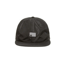 [BLACKSCALE] MA-1 NYLON SNAP BACK NEW ERA BLACK