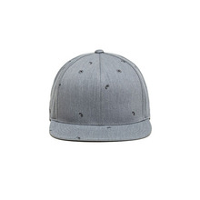 [BLACKSCALE] PAISLEY II SNAP BACK HEATHER GREY