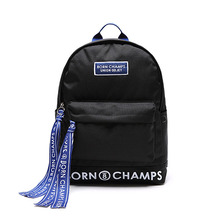 [Bornchamps X Unionobjet] Tape Bag - Black