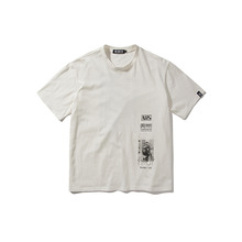 [ANTIMATTER]DOOBY T-SHIRTS_White