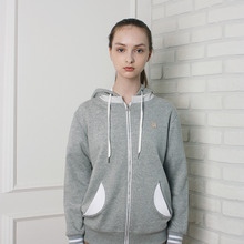 [TOi] Point Hood Zip up