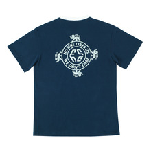 [Nivelcrack] No One Likes Us Tee Navy