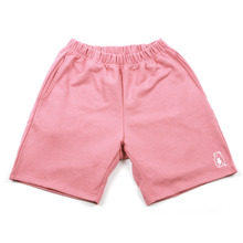 [A PIECE OF CAKE] Grapegummy 1/2 Pants_Pink