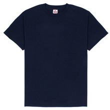 (1301)Adult Short Sleeve Tee - Navy