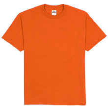 (1301)Adult Short Sleeve Tee - Orange