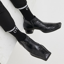 [OY] OY SOCKS - BLACK