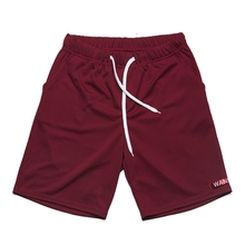 [WANTON] vol.2 mesh short pants red