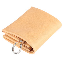 [AGINGCCC]22# C FOLD WALLET - NATURAL