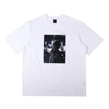 [10%할인][EINEN]Peerless Urban Secret 1/2 T-Shirts White