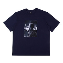 [10%할인][EINEN]Peerless Urban Secret 1/2 T-Shirts Navy