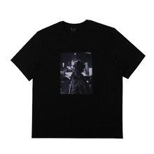[10%할인][EINEN]Peerless Urban Secret 1/2 T-Shirts Black