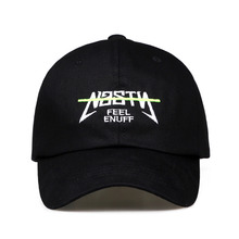 [Nasty Palm x Feel Enuff] Feel enuff x Nasty palm Logo Cap - Black