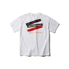 [ANTIMATTER]PATCH T-SHIRT_WHITE