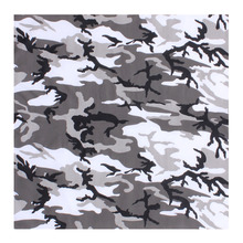 Large Camo Bandana - City Camo