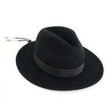 [WHATEVER] Strap Fedora