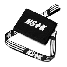 [NSTK] NSTK NECKLACE WALLET (BLK)