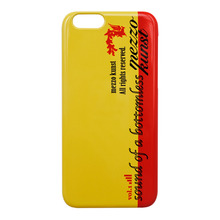 [10%할인][MEZZO KUNST] MEZZO IPHONE CASE - YELLOW