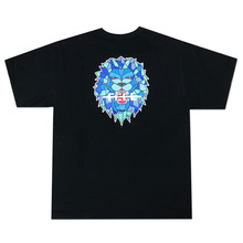 [Feel Enuff] Lion T-Shirts - Black