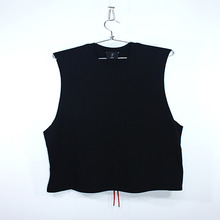 [RADIOS] Melody Sleeveless Track.9 - Black