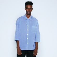 [40%할인][ONE-OF-A-KIND]CLUB STRIPE SHIRT-LIGHT BLUE