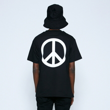[50%할인][ONE-OF-A-KIND]PEACE TEE-BLACK
