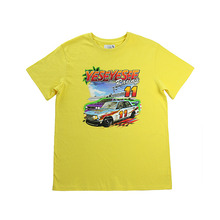 [30%할인][YESEYESEE] Y.E.S Racing Tee (Yellow)