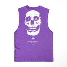 [MOMENTBYM] Exist sleeveless t-shirts, Purple