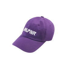 [47%sale] [WOLPENDER] (Unisex) Fading Initial Ball-Cap (Purple) [w-5]