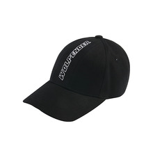 [47%sale] [WOLPENDER] (Unisex) Strap Lettering Ball-Cap [w-2]