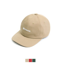 [58%sale] [WOLPENDER] (Unisex) Endername Twill Ball-Cap (Beige) [STYLE NO : 5]