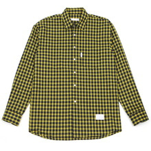 [MELROY] UNISEX Song Check Shirts (YELLOW)