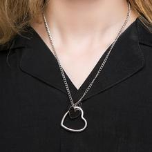 [HAWHA] Heart to heart necklace