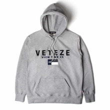 [50%할인][VETEZE] BIG LOGO HOOD - GY